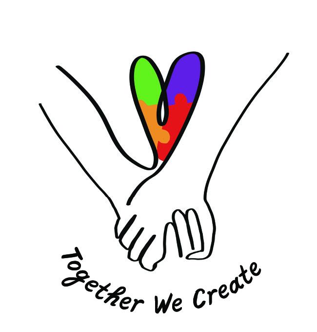 Together We Create LOGO