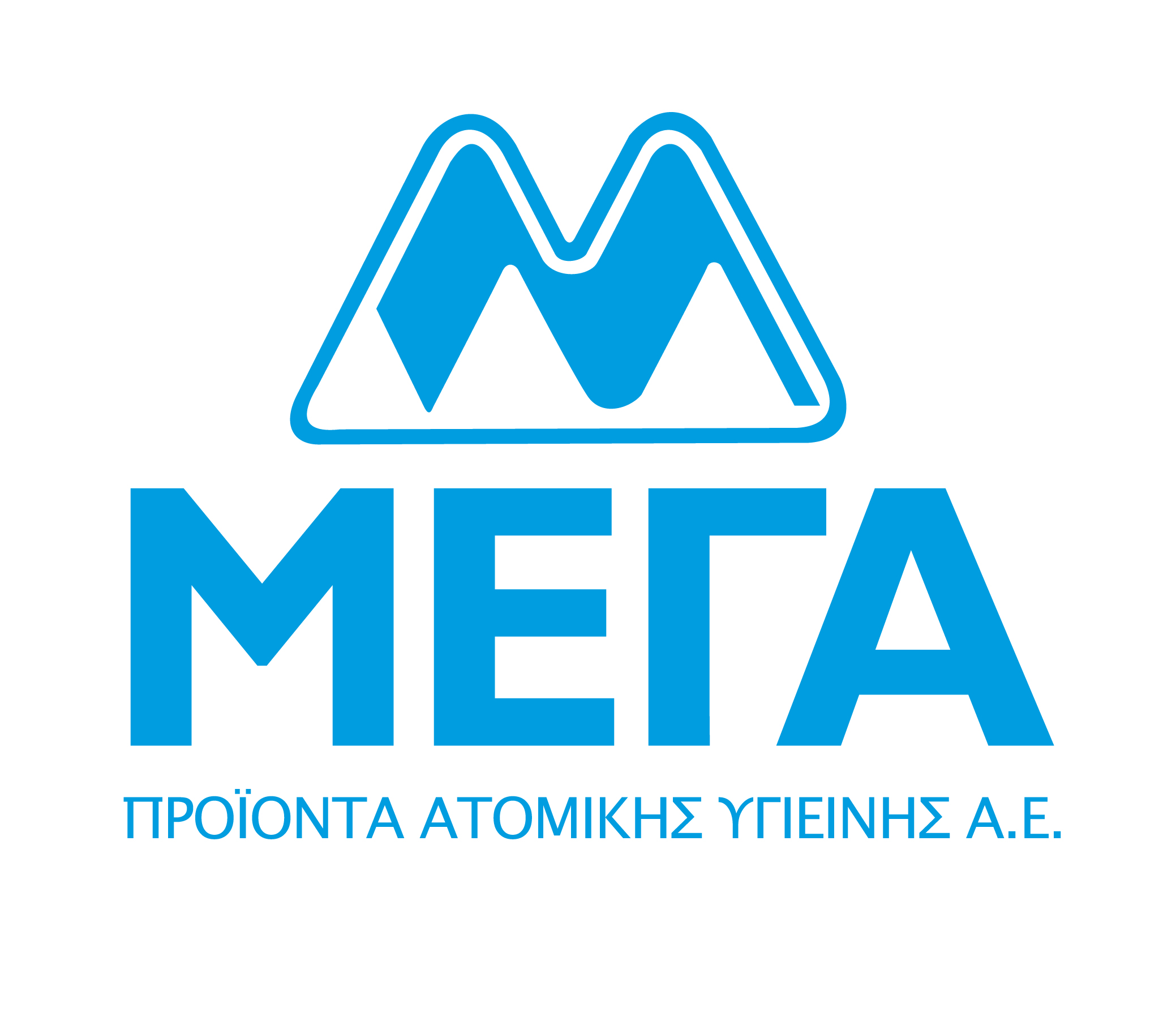 ΜΕΓΑ Logo