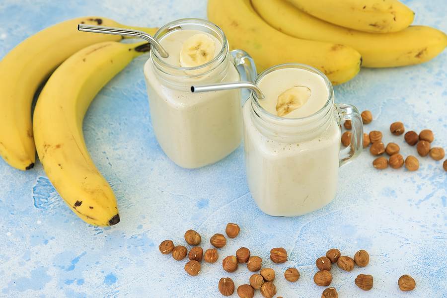 smoothie banana gia paidia 1