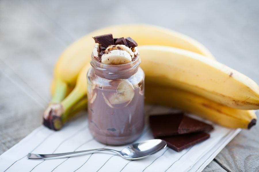 smoothie banana sokolata 2