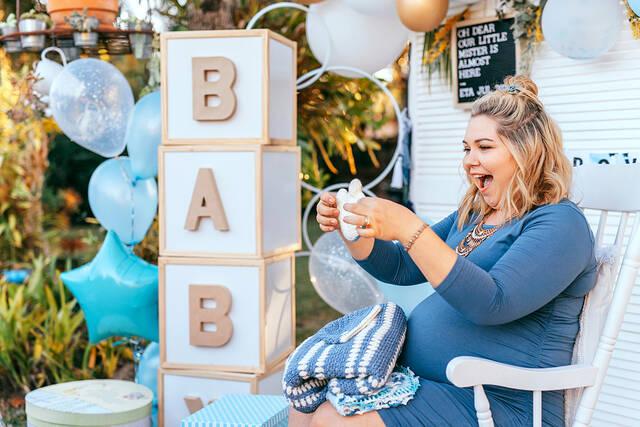 baby shower party diorganosi 4