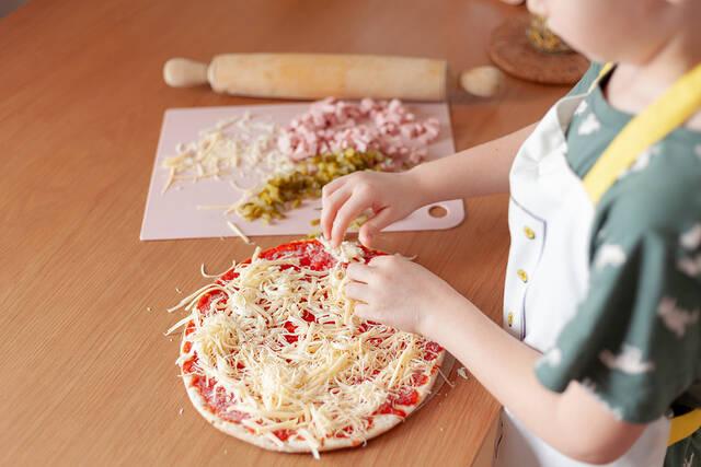 pitsa paidi foto