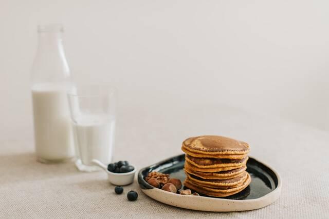 pancakes suntages gia paidia