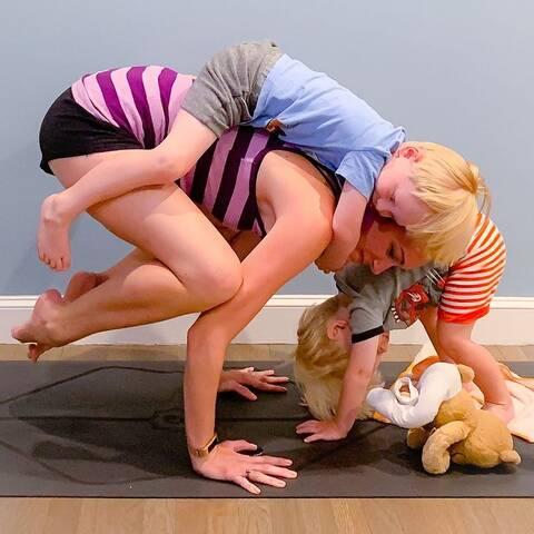 mama yoga paidi foto 9