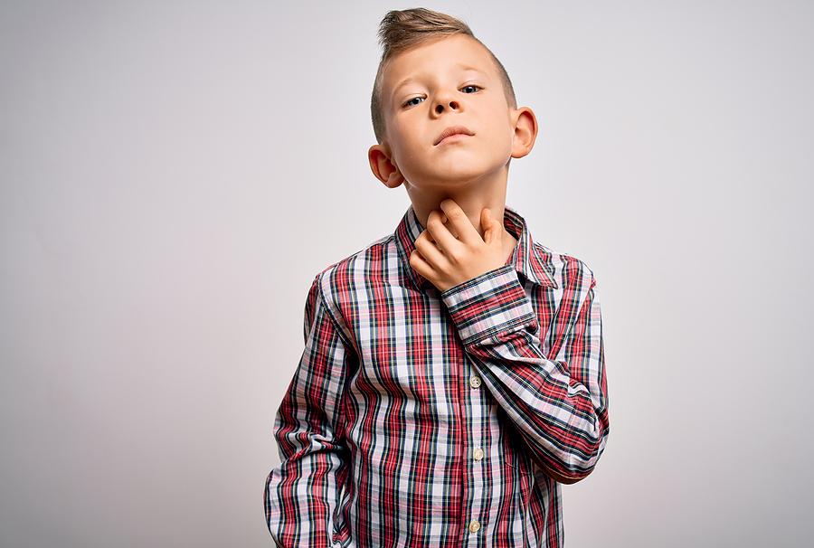 epiglotida sta paidia