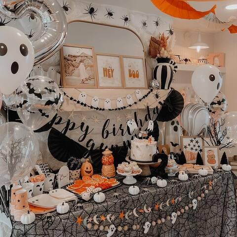 paidiko parti me thema halloween 7