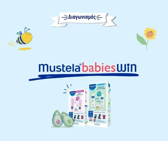 MustelaBabiesWin Press release image