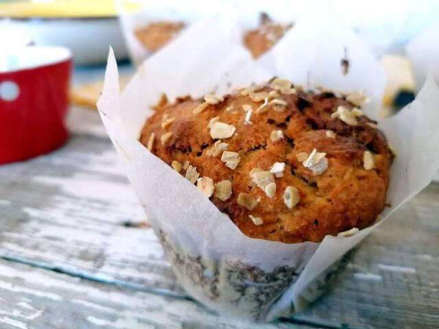 muffins karotou1