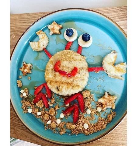 pancakes me frouta 6