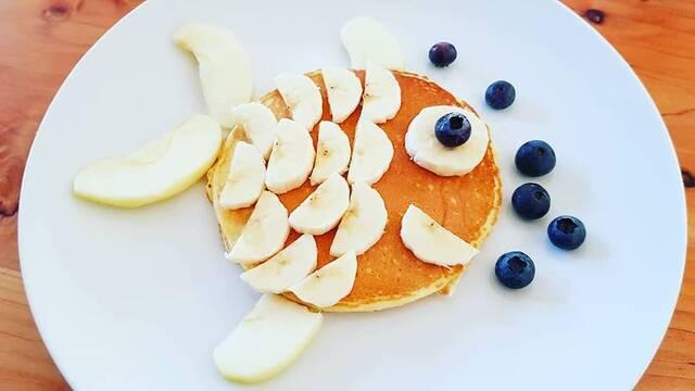pancakes me frouta 9