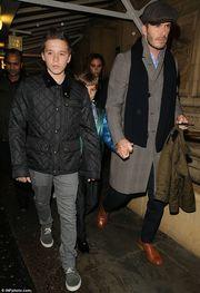 Οικογένεια Beckham: Όλοι μαζί στο σόου του Cirque du Soleil
