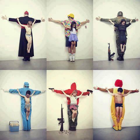 Η συγκλονιστική φωτογράφηση για την παιδική εκμετάλλευση σε κάθε γωνιά του κόσμου (εικόνα)