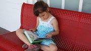 5 ετών κοριτσάκι διαβάζει 875 βιβλία σε ένα χρόνο!