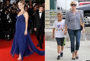 Διάσημες μαμάδες, πριν και μετά την εγκυμοσύνη! (φωτογραφίες)