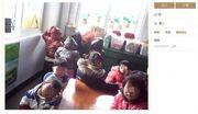 Σοκαριστικές εικόνες! Δασκάλα σε παιδικό σταθμό τιμωρεί με βασανιστήρια τα νήπια!