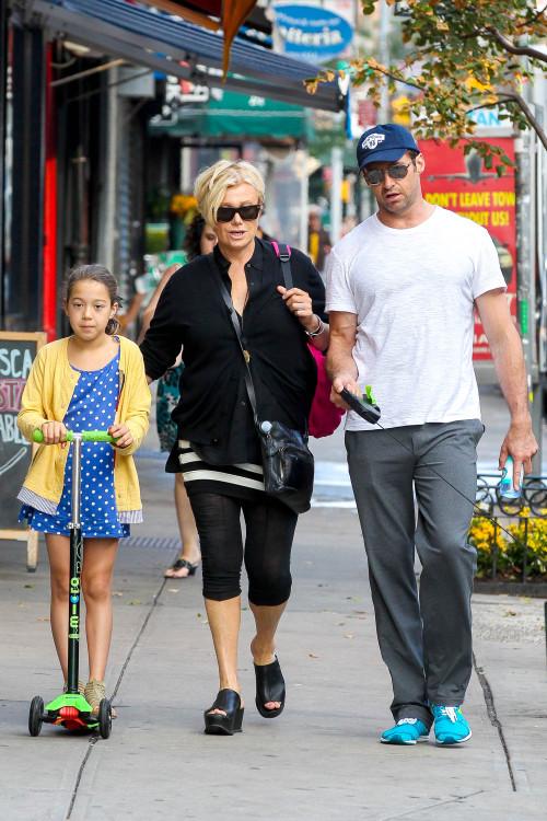 Χιού Τζάκμαν: Εκτός από γόης του Χόλιγουντ είναι και οικογενειάρχης