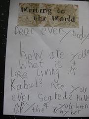 Συγκλονιστικό! 5χρόνος γράφει γράμματα σε κάθε χώρα για να κάνει καλύτερο τον κόσμο!
