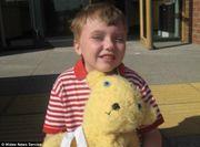 9χρονο αγοράκι πάσχει από σπάνιο σύνδρομο και κλαίει όταν ακούσει ερωτικό τραγούδι!