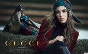 Η έγκυος Σαρλότ Κασιράγκι ποζάρει για τον οίκο Gucci! (βίντεο)