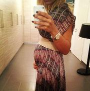 Ελεονώρα Μελέτη: Της ταιριάζει η εγκυμοσύνη; Δείτε τις φωτογραφίες με την... κοιλιά!