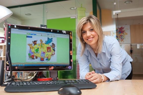 Τίνα Μιναρετζή: Η δημιουργός του πρώτου ηλεκτρονικού νηπιαγωγείου, μιλάει στο mothersblog.gr!