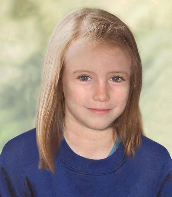Ομολογία σοκ: Η μικρή Μαντλίν εντοπίστηκε πριν από λίγες εβδομάδες!