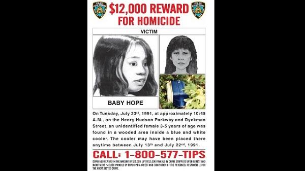 22 χρόνια μετά βρέθηκε ο δολοφόνος του μικρού κοριτσιού που δεν το αναζήτησε ποτέ κανείς (εικόνες)