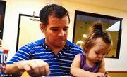 Αλέξις Μάρτιν: Η τρίχρονη που έχει IQ 160 και έμαθε ισπανικά μόνη της (εικόνες, βίντεο)