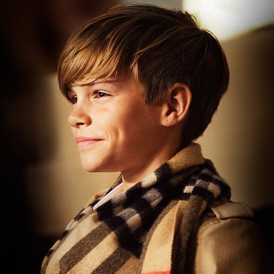 Ποιος Μπρούκλιν; Ο 12χρονος Ρομέο, είναι ο πιο όμορφος Μπέκαμ και ορίστε η απόδειξη!