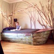 Δε θα πιστεύετε τι κρεβάτι έφτιαξαν γονείς στο παιδάκι τους! (εικόνες)