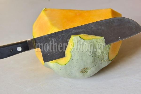 Σούπα ψητής κολοκύθας βελουτέ με λαχανικά και γιαούρτι, από τον Γιώργο Γεράρδο!