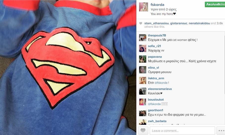 Δείτε τη φωτογραφία που «ανέβασε» η Φαίη Σκορδά με το μικρότερο γιο της! (εικόνα)
