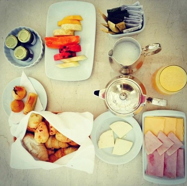 Αντριάνα Λίμα: Δε θα πιστεύετε τι τρώει για πρωινό! (εικόνα)