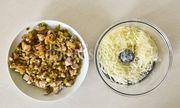 Τάρτα με χοιρινό, γραβιέρα και πράσο από τον Γιώργο Γεράρδο