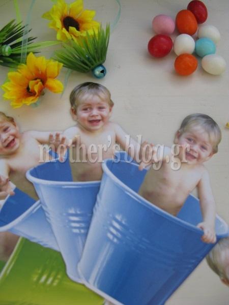 Φτιάξτε πρωτότυπες μπομπονιέρες για τη βάπτιση του παιδιού σας