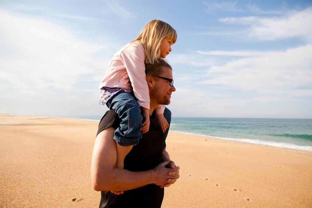 Μπαμπάς και κόρη : 15 δραστηριότητες μόνο για τους δυο τους