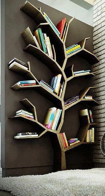 Πρωτότυπες ιδέες για να φτιάξετε τη βιβλιοθήκη των ονείρων σας