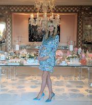Nicky Hilton: Φωτογραφίες από το baby shower υπερπαραγωγή
