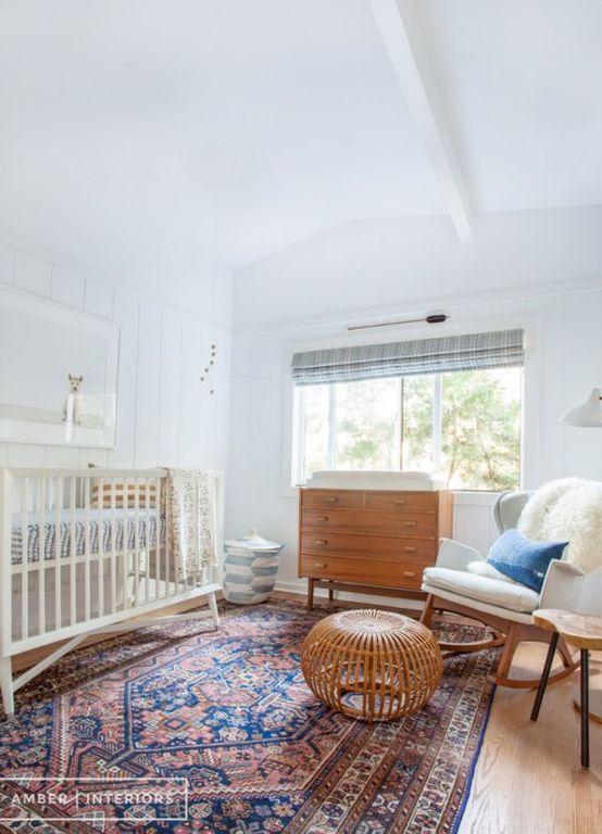 Deco: Τριάντα ξεχωριστές ιδέες για να διακοσμήσετε το βρεφικό δωμάτιο