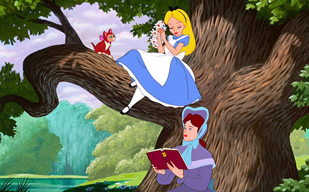 Οι απορίες λύθηκαν: Μάθε τι έφαγε η Αλίκη στη Χώρα των Θαυμάτων και πού μένουν τα Στρουμφάκια