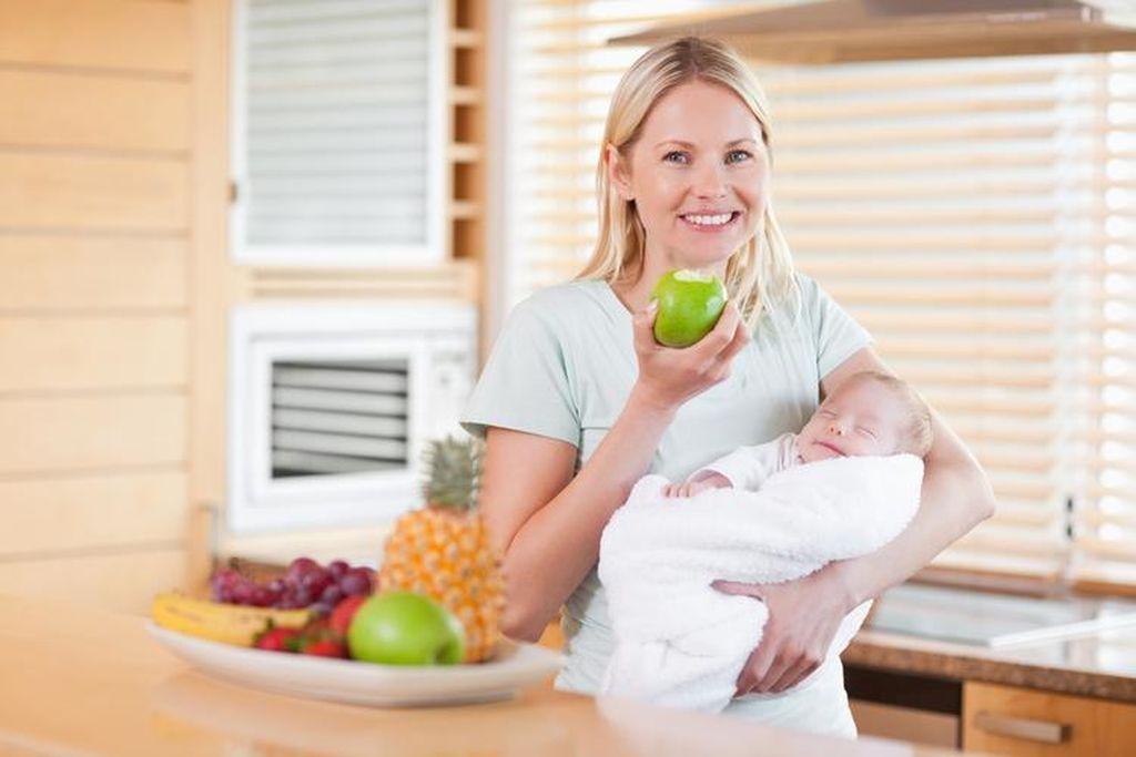 Δίαιτα μετά τον τοκετό: Όλα όσα πρέπει να γνωρίζετε