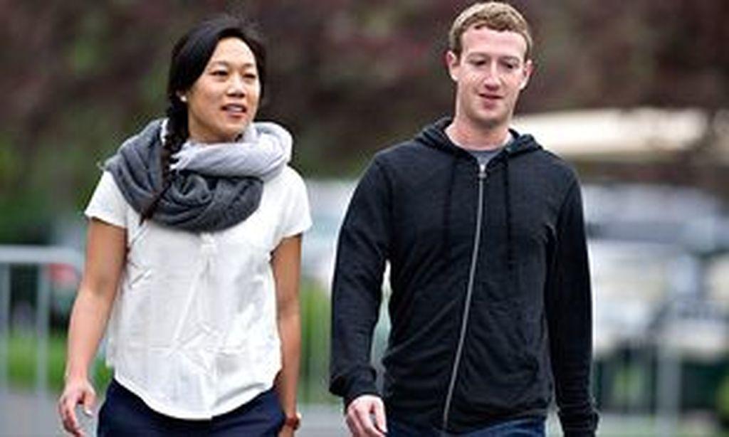 Mark Zuckerberg: Η κόρη του πήγε πρώτη μέρα στο σχολείο και δημοσίευσε αυτή τη γλυκιά φωτογραφία