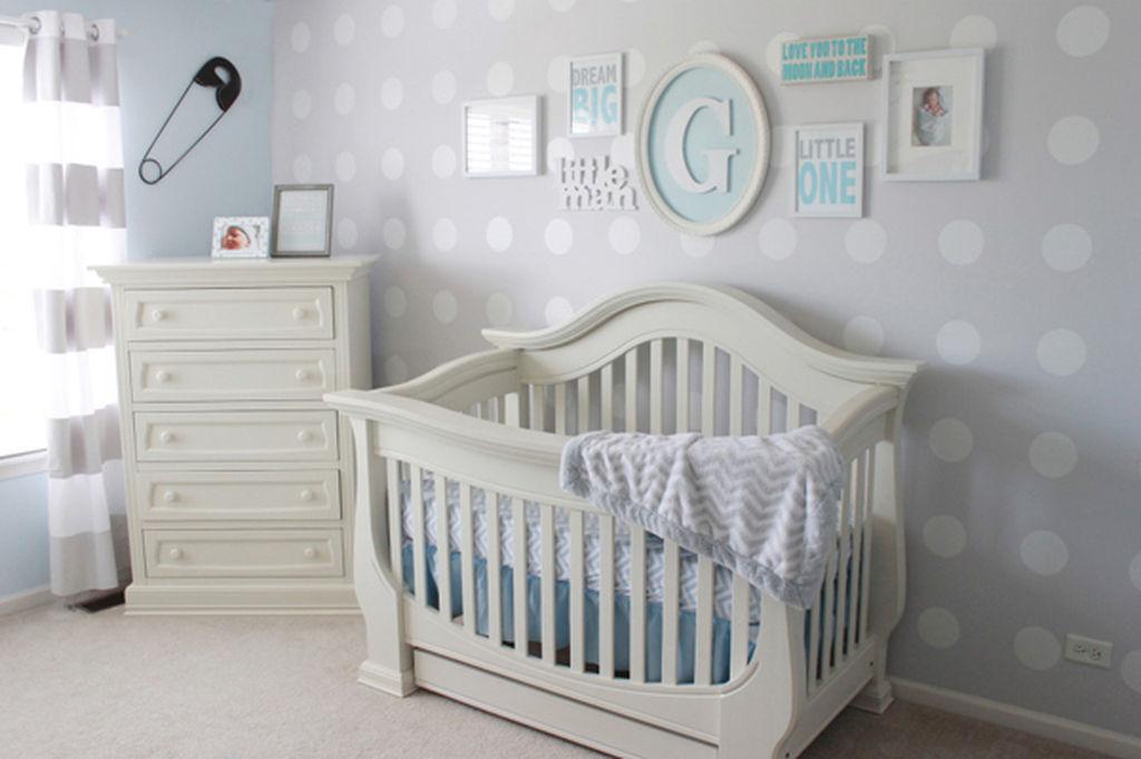 Deco: Διακοσμήστε το παιδικό δωμάτιο με πουά
