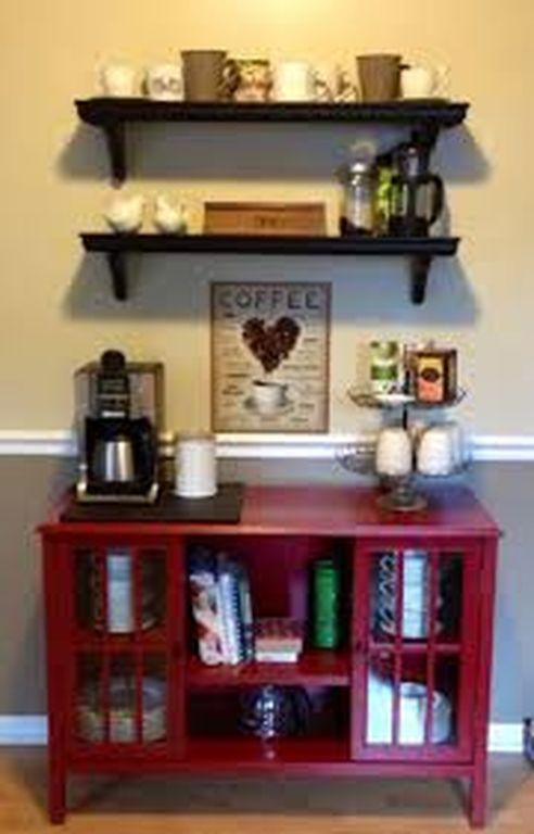 Coffe Station: Φτιάξτε τη δική σας γωνιά για καφέ στο σπίτι