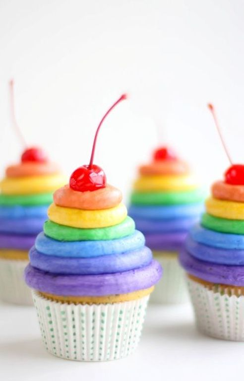 Cupcakes: 50 ιδέες για να τα διακοσμήσετε
