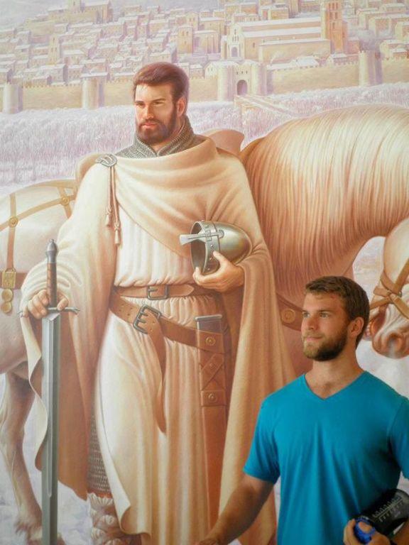 Δεκατρείς άνθρωποι βρήκαν τον σωσία τους σε έργα Τέχνης, σε μεγάλα μουσεία (pics)