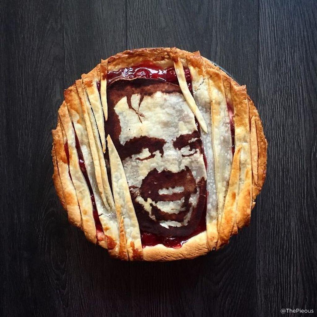 Πίτες - έργα Τέχνης. Δεν θα θέλεις να τις φας (pics)