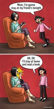 Οι μαμάδες έχουν μαγικές ικανότητες - Αμφιβάλλει κανείς; (pics)