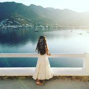 Όχι δεν είναι η North West αλλά κόρη Ελληνίδας παρουσιάστριας (pics)