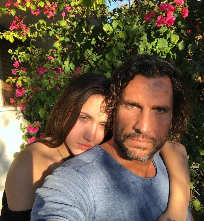 Κώστας Κοκκινάκης: Η τρυφερή σχέση με την κόρη του μέσα από φωτογραφίες (pics)